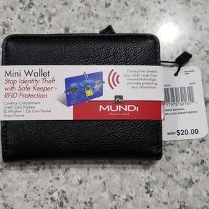 !! Final Price!! New Mundi Mini Wallet